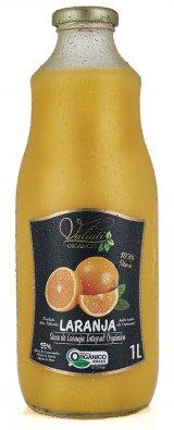 Suco de laranja integral orgânico - 1 Litro