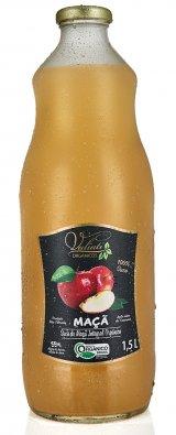 Suco de maça integral orgânico - 1,5 Litros