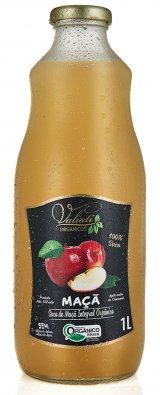 Suco de maça integral orgânico - 1 Litro