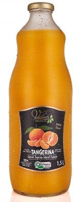 Suco de tangerina integral orgânico - 1,5 Litros