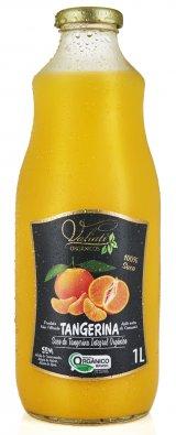Suco de tangerina integral orgânico - 1 Litro