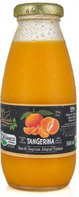 Suco de tangerina integral orgânico - 300 ml