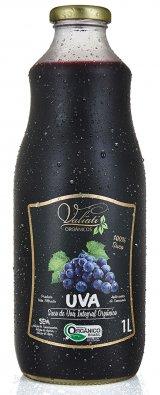 Suco de uva integral orgânico - 1 Litro