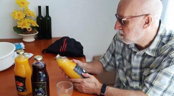 Vinícula Valiati recebe importante visita: Jean Bergevin